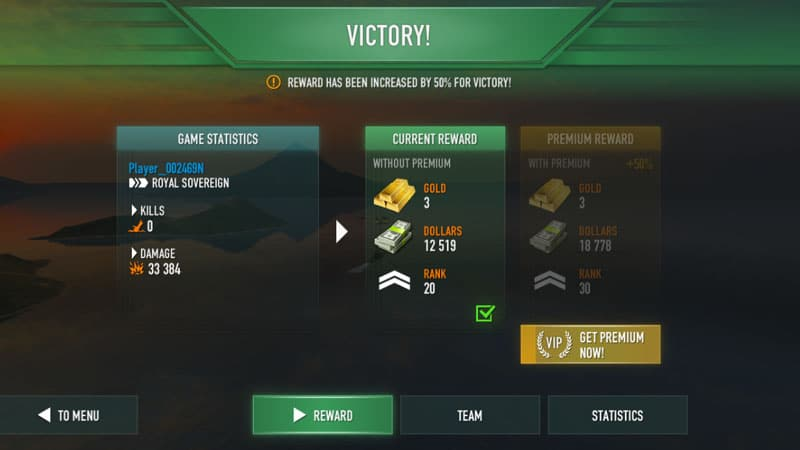 Chởi thủ Thủy Chiến 3D - Game mobile chủ đề chiến hạm rực lửa cho phép game thủ thỏa sức bắn phá 7