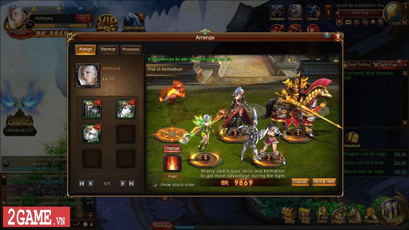 Game of Dragons - Cuộc chiến Long tộc sắp được phát hành tại Việt Nam 12