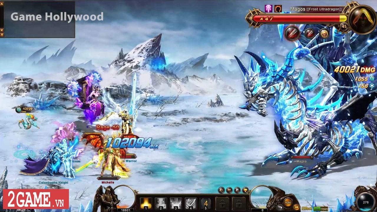 Game of Dragons - Cuộc chiến Long tộc sắp được phát hành tại Việt Nam 2