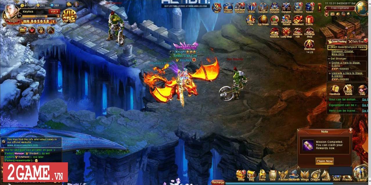 Game of Dragons - Cuộc chiến Long tộc sắp được phát hành tại Việt Nam 0
