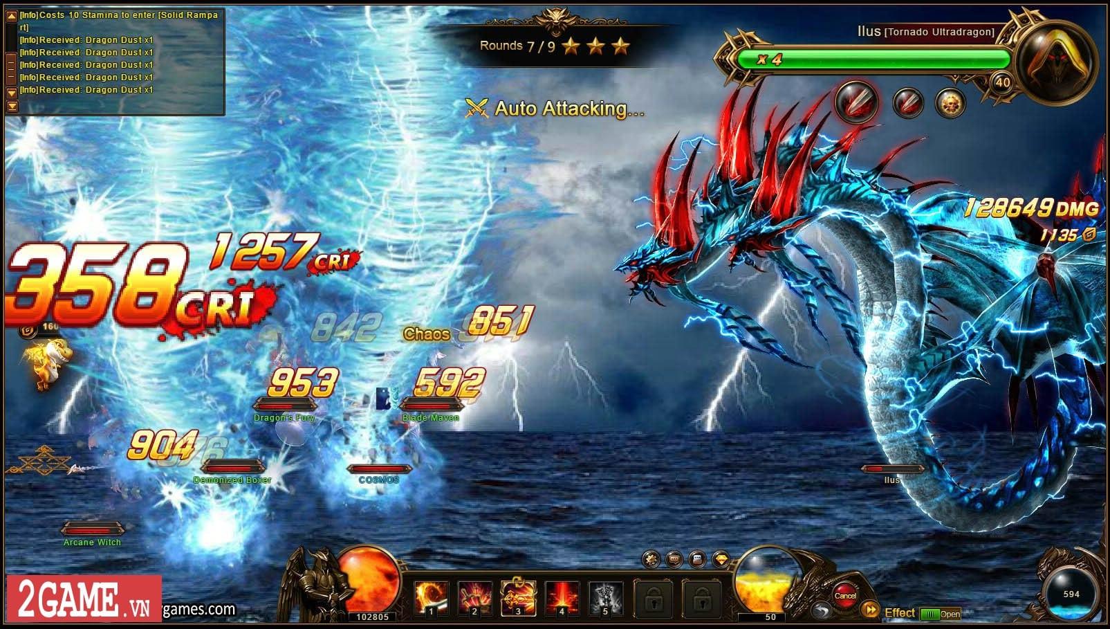Game of Dragons - Cuộc chiến Long tộc sắp được phát hành tại Việt Nam 4