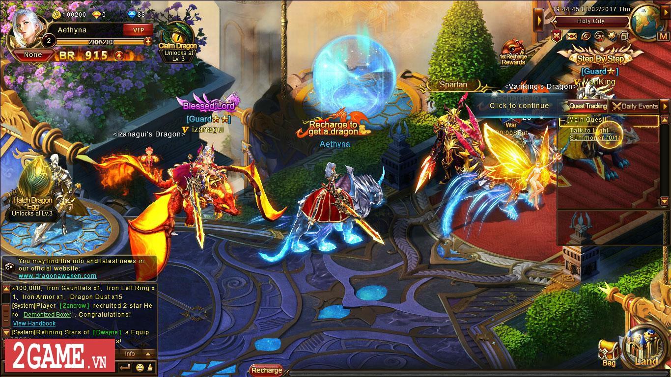 Game of Dragons - Cuộc chiến Long tộc sắp được phát hành tại Việt Nam 8