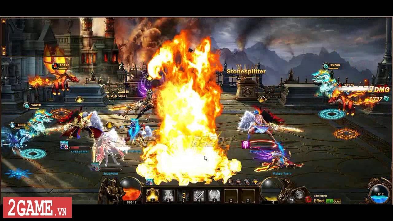 Game of Dragons - Cuộc chiến Long tộc sắp được phát hành tại Việt Nam 9