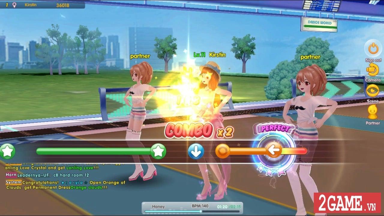 Hotsteps 2 - Tựa game nhảy trên PC hiếm hoi trong năm 2017 5