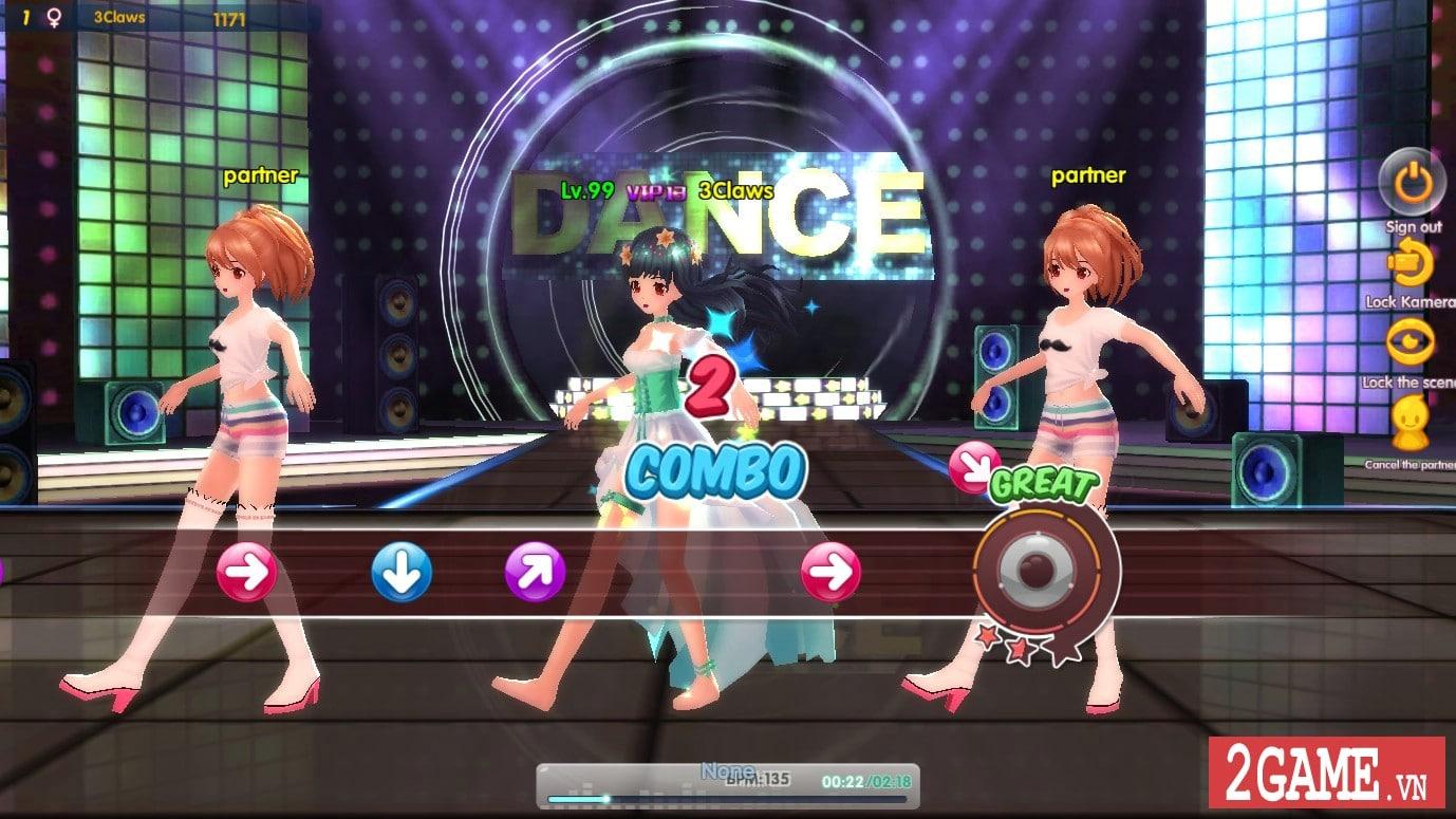 Hotsteps 2 - Tựa game nhảy trên PC hiếm hoi trong năm 2017 6
