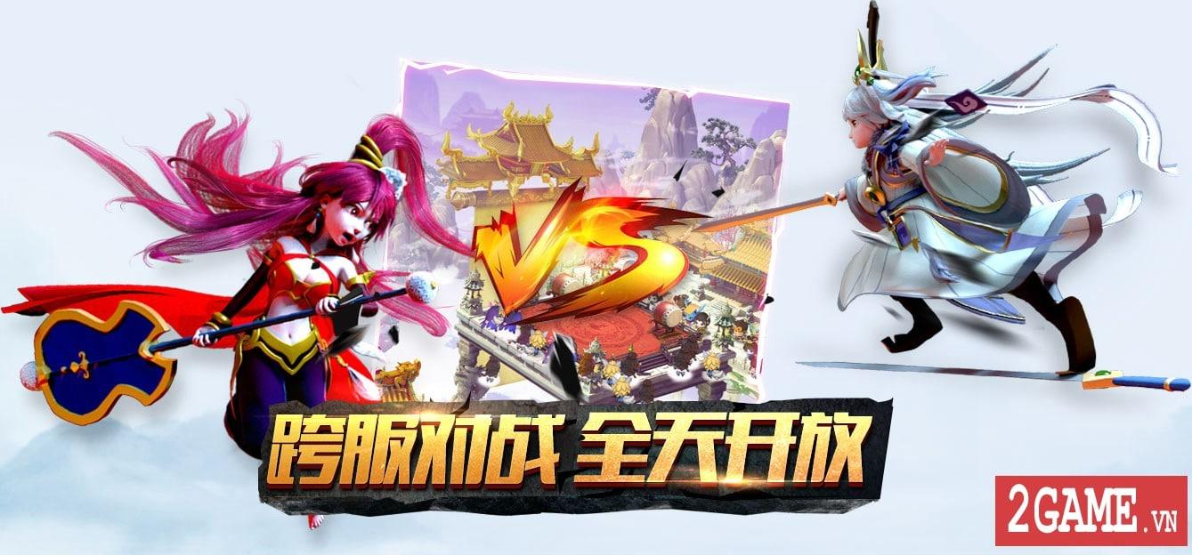 Thêm 9 game online mới nữa được đưa về Việt Nam trong đầu tháng 7 8