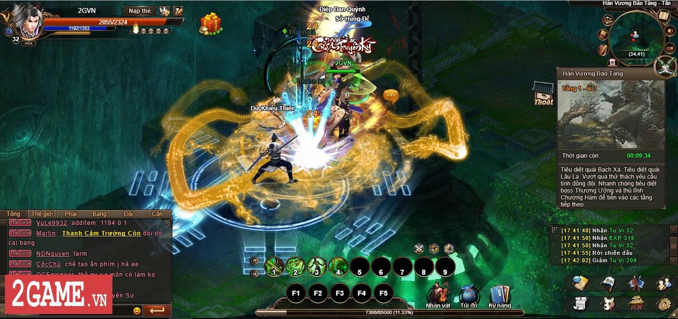 4 game online đã lên lịch ra mắt game thủ Việt vào đầu tháng 8 tới 6
