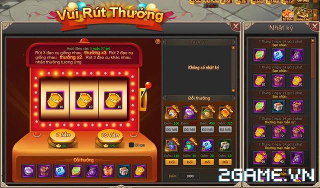Tháng 7 tiệc tùng linh đình với webgame Đại Kiếm Vương 2