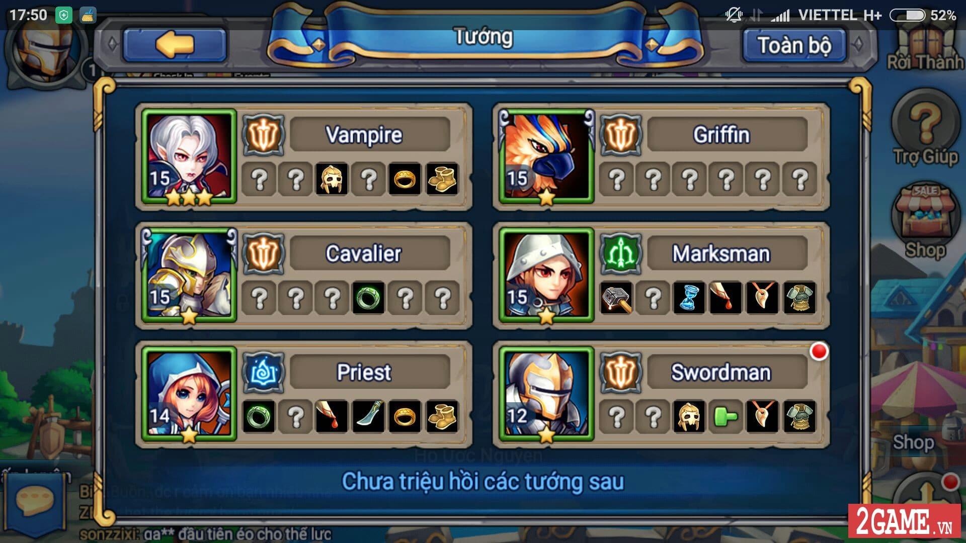 7 game online vừa ra mắt game thủ Việt trong cuối tháng 7 13