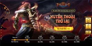Torchlight Mobile ra mắt trang chủ tiếng Việt