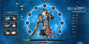 Tu Thiên Quyết chính là yếu tố làm nên sự khác biệt của webgame Huyết Kiếm