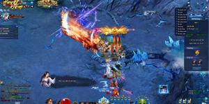 Webgame Huyết Kiếm và những cuộc chiến không ngừng nghỉ ở hệ thống phó bản dày đặc
