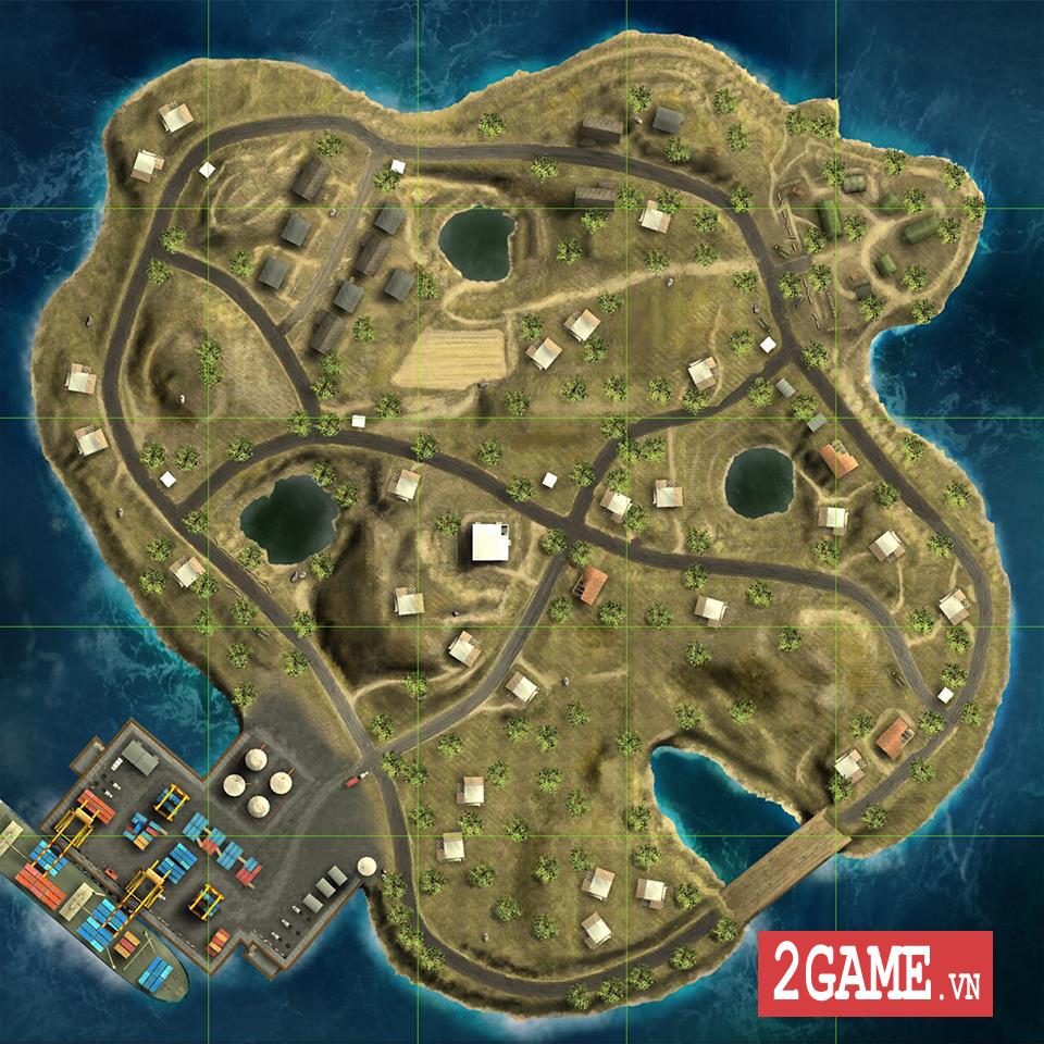 Tổng quan về lối chơi sinh tử của Bullet Strike: Battlegrounds 7