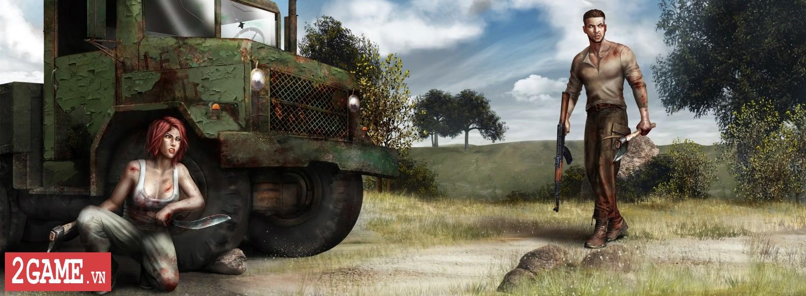 Tổng quan về lối chơi sinh tử của Bullet Strike: Battlegrounds 5