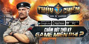 VTC Mobile xác nhận phát hành game mới Thủy Chiến 3D tại Việt Nam