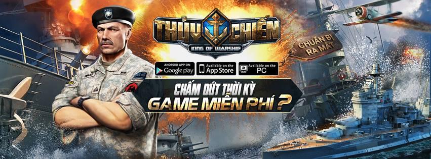 VTC Mobile xác nhận phát hành game mới Thủy Chiến 3D tại Việt Nam 2