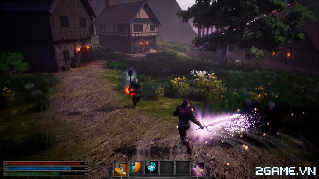 Fictorum - Game nhập vai thế giới mở cho người chơi trở thành những Phù thủy thực sự 2