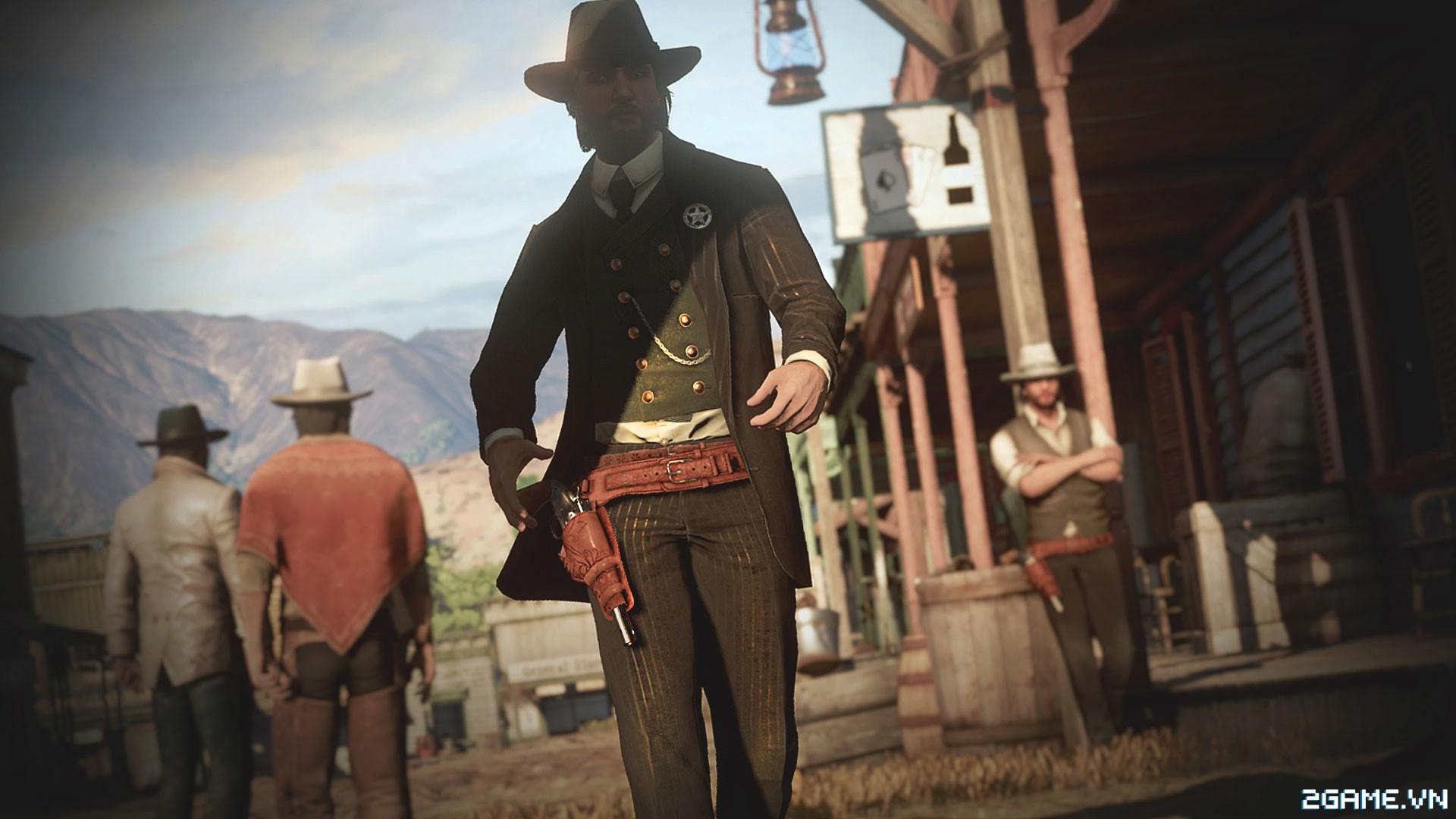 Wild West Online - Game nhập vai thế giới mở lấy bối cảnh Cao bồi miễn Viễn tay 5