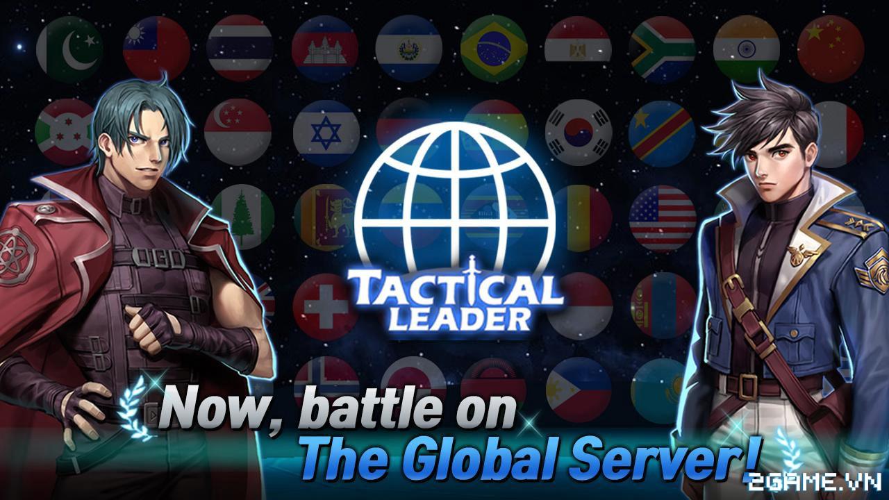 Tactical Leader – Game chiến thuật kết hợp dòng game Thẻ bài, MOBA và cả Nhập vai 0