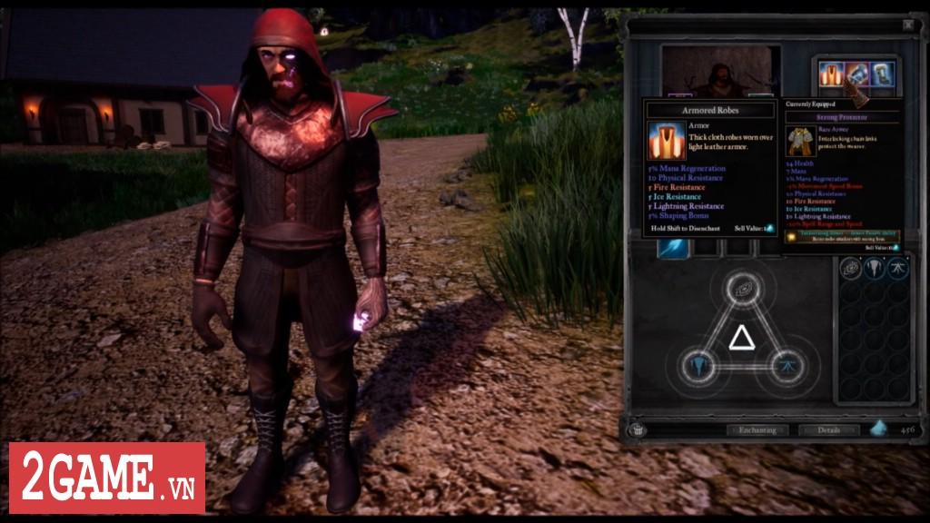 Fictorum - Game nhập vai thế giới mở cho người chơi trở thành những Phù thủy thực sự 5