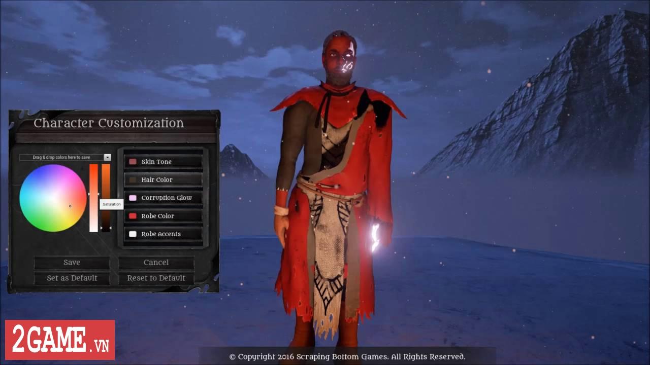 Fictorum - Game nhập vai thế giới mở cho người chơi trở thành những Phù thủy thực sự 4