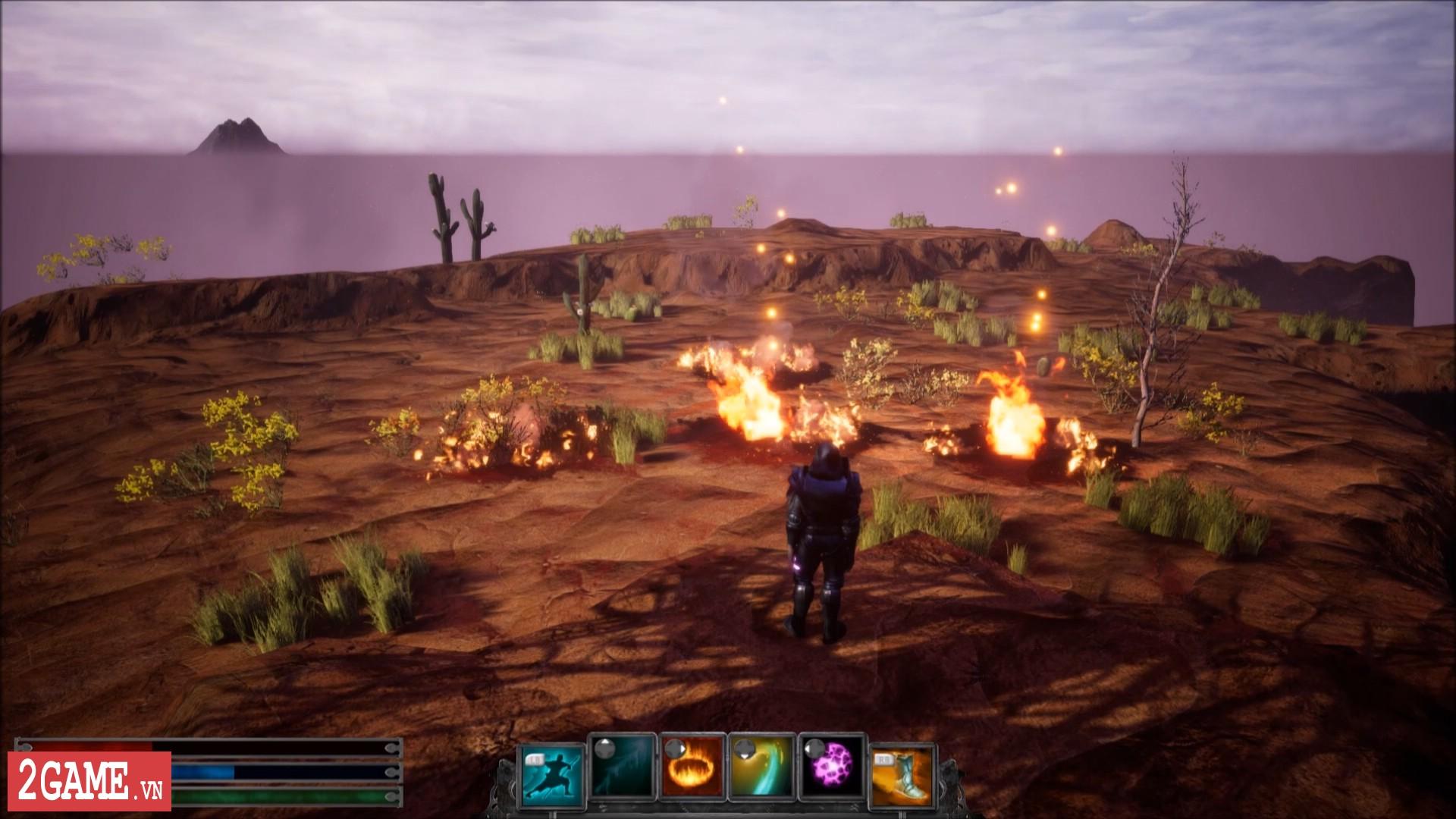 Fictorum - Game nhập vai thế giới mở cho người chơi trở thành những Phù thủy thực sự 6