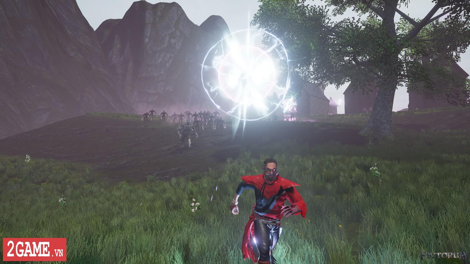 Fictorum - Game nhập vai thế giới mở cho người chơi trở thành những Phù thủy thực sự 8
