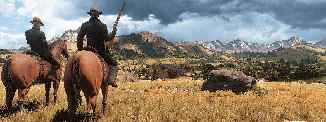Wild West Online - Game nhập vai thế giới mở lấy bối cảnh Cao bồi miễn Viễn tay 2