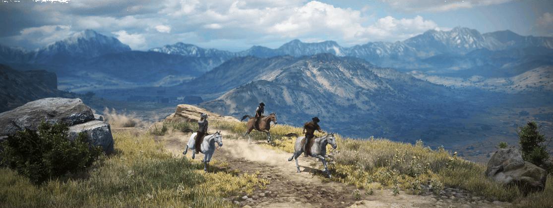 Wild West Online - Game nhập vai thế giới mở lấy bối cảnh Cao bồi miễn Viễn tay 0