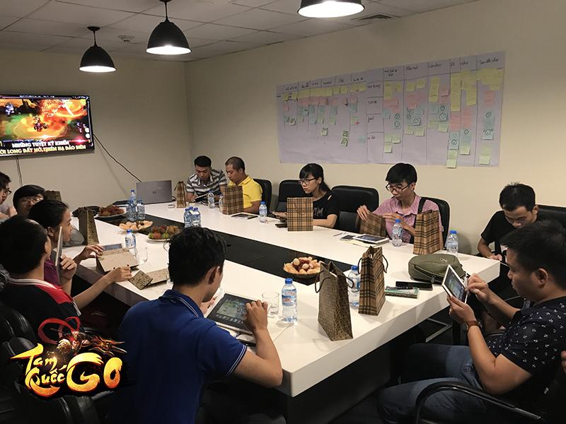 Funtap tổ chức họp báo, sẵn sàng ra mắt game Tam Quốc GO vào ngày mai 1