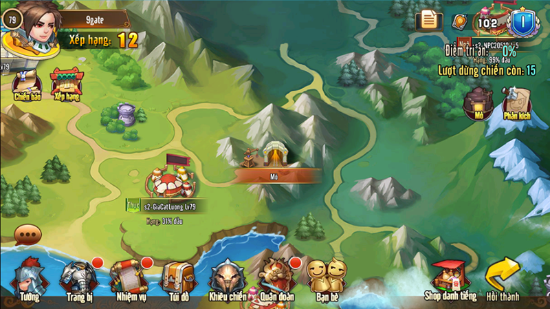 Funtap tổ chức họp báo, sẵn sàng ra mắt game Tam Quốc GO vào ngày mai 2