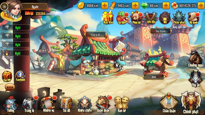 Funtap tổ chức họp báo, sẵn sàng ra mắt game Tam Quốc GO vào ngày mai 3