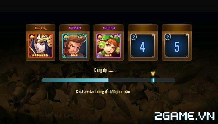 Tam Quốc GO - Tập hợp huynh đệ diệt BOSS 5