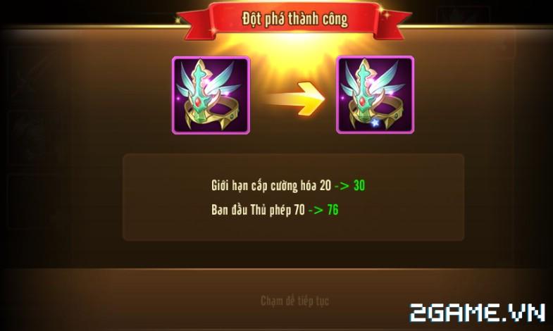 Tam Quốc GO - Hướng Dẫn Đột Phá Trang Bị 3