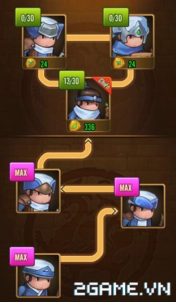 Tam Quốc GO - Tổng hợp quy tắc chiến trường 5