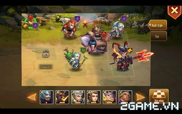 Tam Quốc GO - Tổng hợp quy tắc chiến trường 9