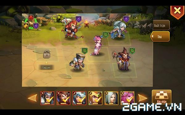 Tam Quốc GO - Tổng hợp quy tắc chiến trường 10