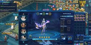 Chơi webgame Huyết Kiếm người chơi nên thăng cấp Bạn đồng hành để gia cường sức mạnh