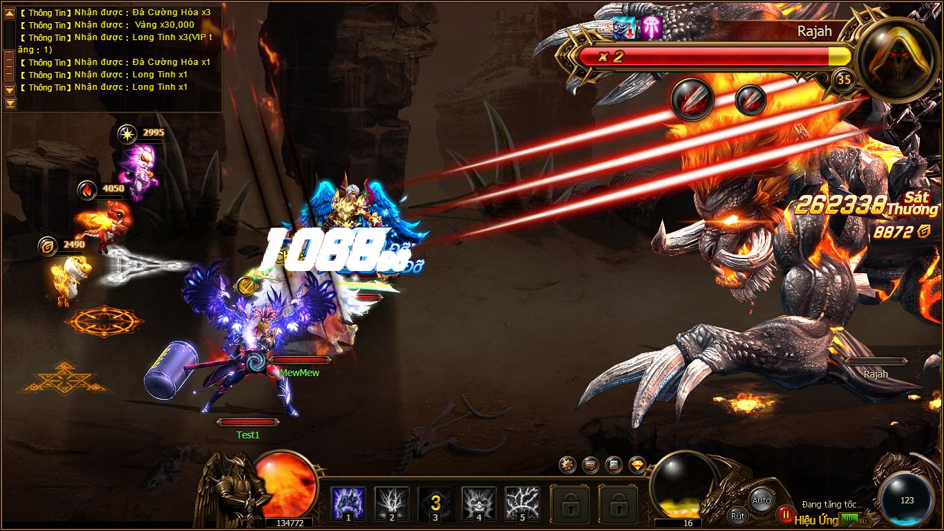 Game of Dragons - Truyền nhân của webgame Thần Khúc đã Việt hóa xong 0