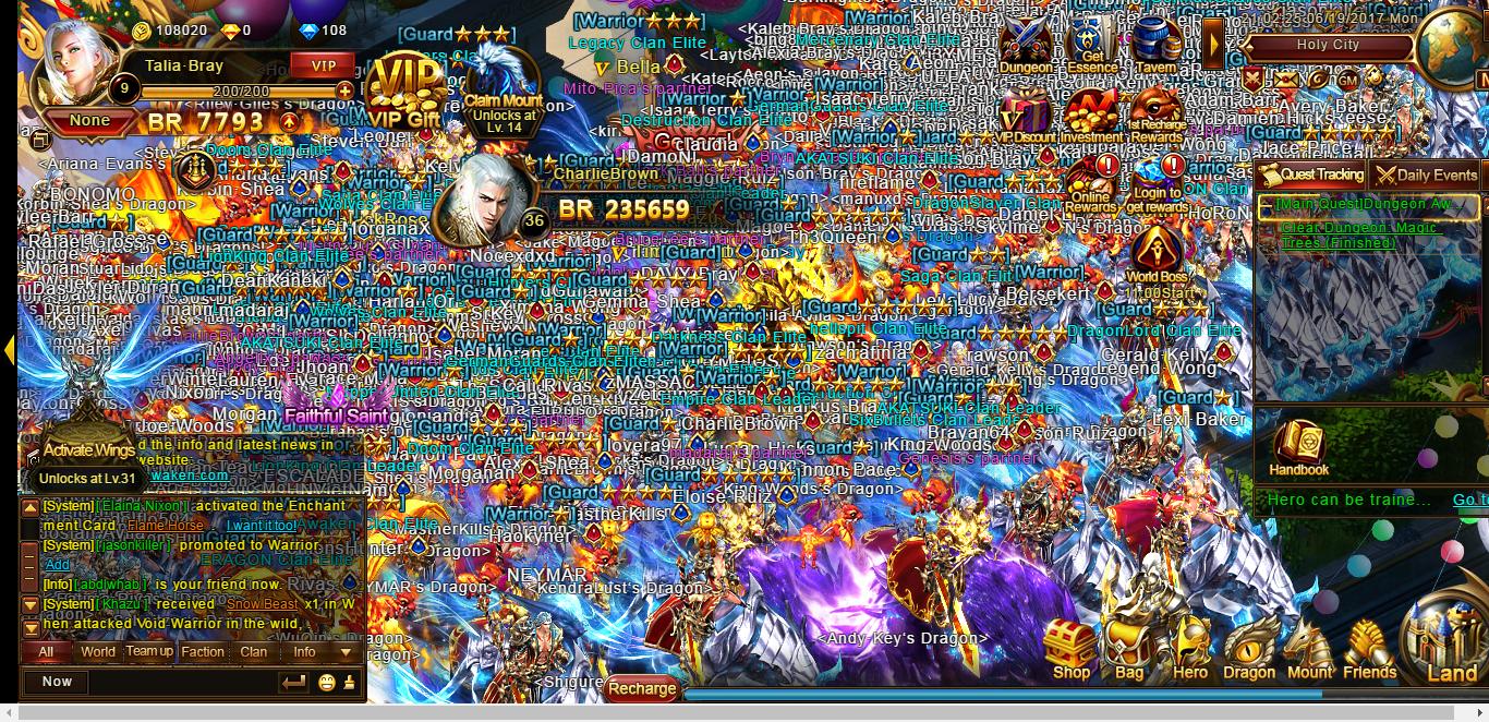 Game of Dragons - Truyền nhân của webgame Thần Khúc đã Việt hóa xong 3