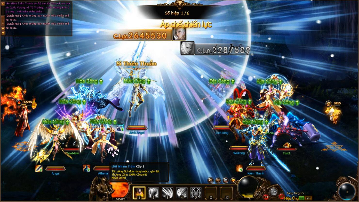 Game of Dragons - Truyền nhân của webgame Thần Khúc đã Việt hóa xong 2