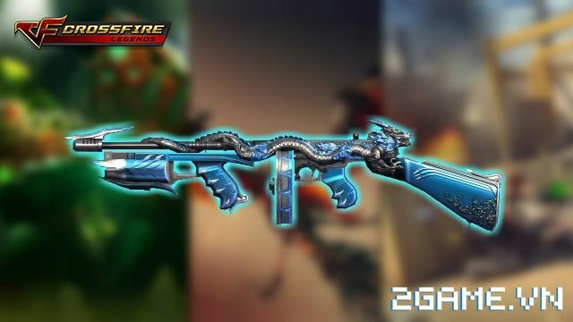 Crossfire Legends - Trải nghiệm Thompson-Ice Dragon qua các chế độ Đặt bom, Zombie và Khiêu chiến 0