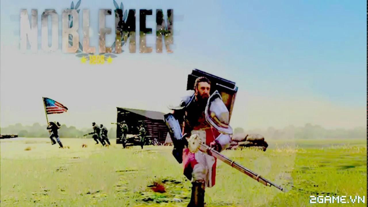 Noblemen: 1896 – Game bắn súng sáng tạo cả về phong cách chơi lẫn cốt truyện 3