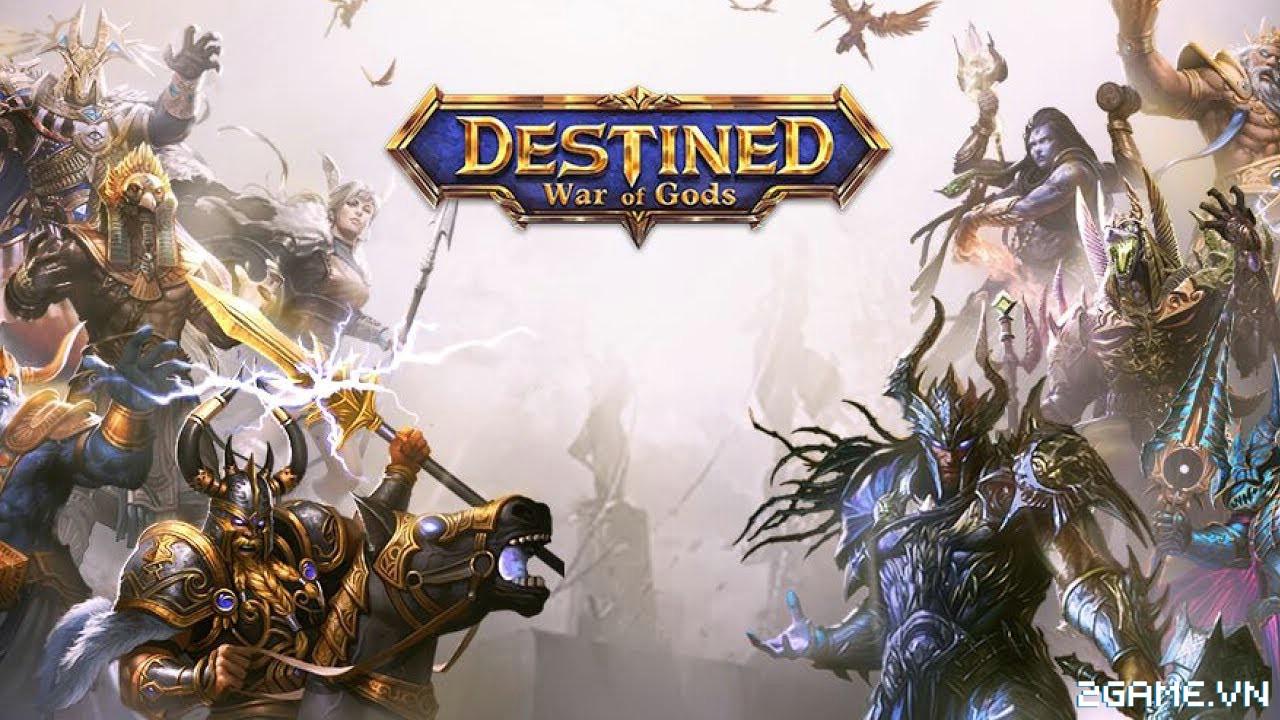 War of Gods : DESTINED – cuộc chiến của những vị thần trên di động 4