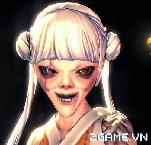 """Blade and Soul Việt Nam - Những nhân vật có tạo hình """"khó đỡ"""" nhất 6"""
