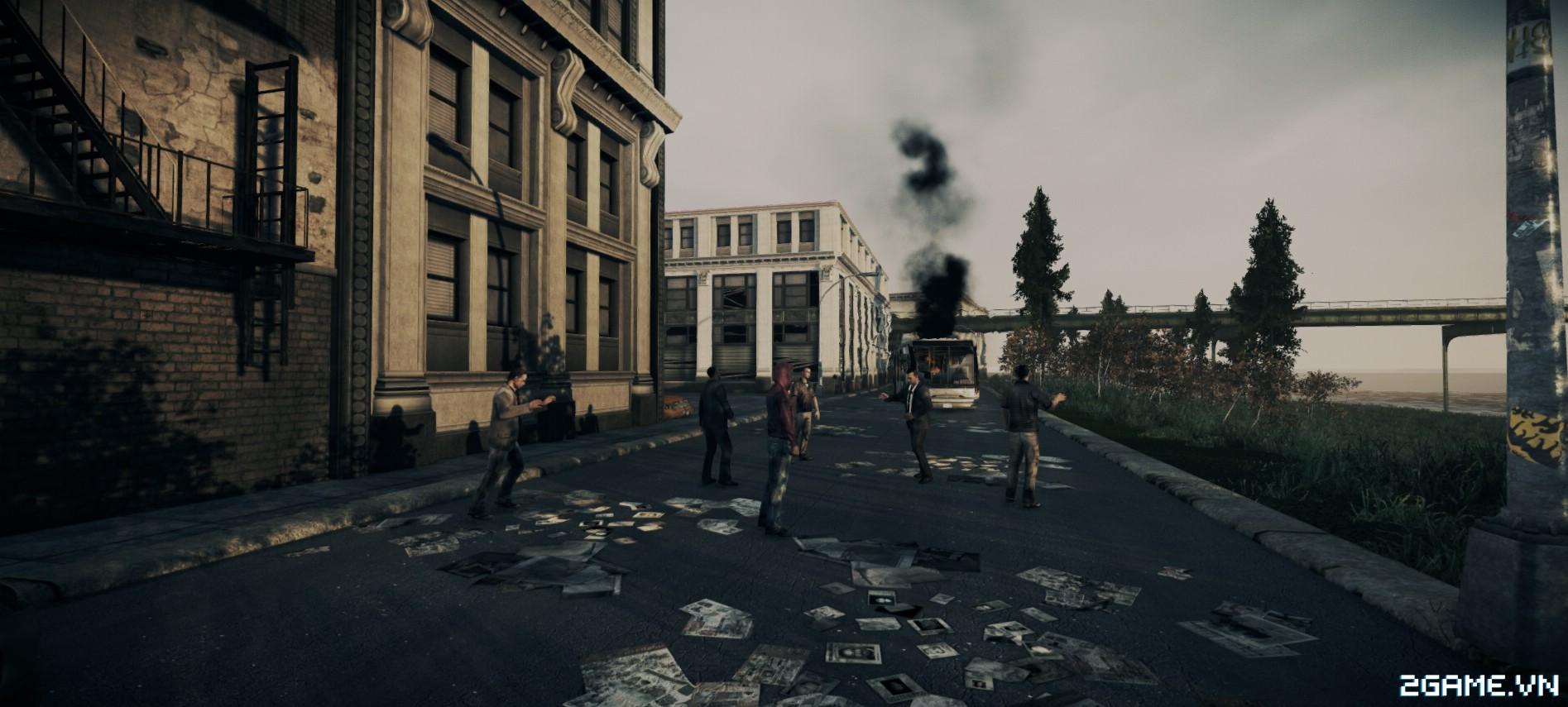 Dead Matter - Dự án game sinh tồn lấy chủ đề xác sống đang thu hút sự chú ý 0