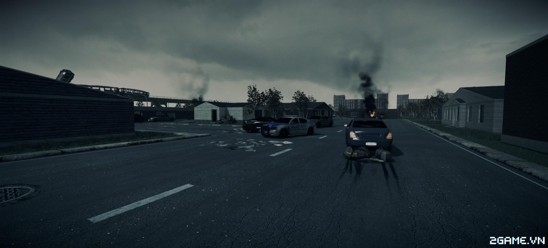 Dead Matter - Dự án game sinh tồn lấy chủ đề xác sống đang thu hút sự chú ý 3