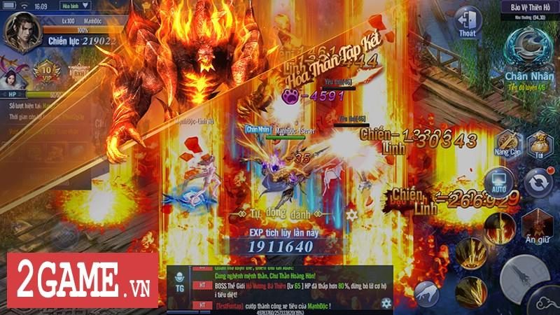 Game mới Đường Môn Kỳ Hiệp cấp bến Việt Nam 4
