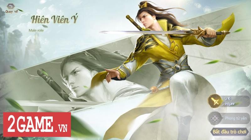 Game mới Đường Môn Kỳ Hiệp cấp bến Việt Nam 1