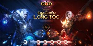 Webgame Game of Dragons định ngày ra mắt game thủ Việt